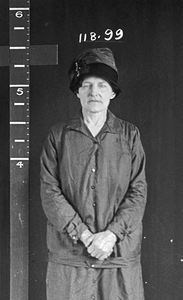 autor desconhecido, Eugenia Falleni alias Harry Crawford, Sydney, Austrália,  1928, collecções do Justice & Police Museum, Sydney_pormenor.jpg