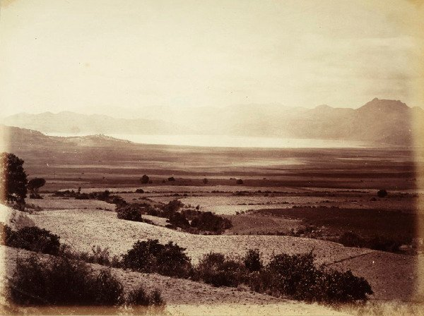 Fotógrafos dos Royal Engineers, Lago Ashangi , Etiópia, 1868-69, pormenor.jpg