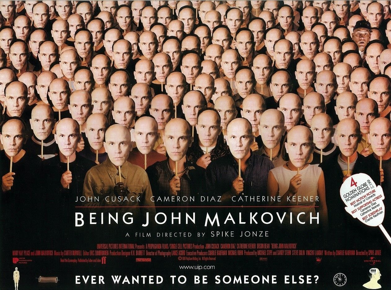 Free download bluray 1080p 720p movie google drive Being John Malkovich, USA, 1999, Spike Jonze, Cameron Diaz, Eric Weinstein, John Cusack, Ned Bellamy.jpg