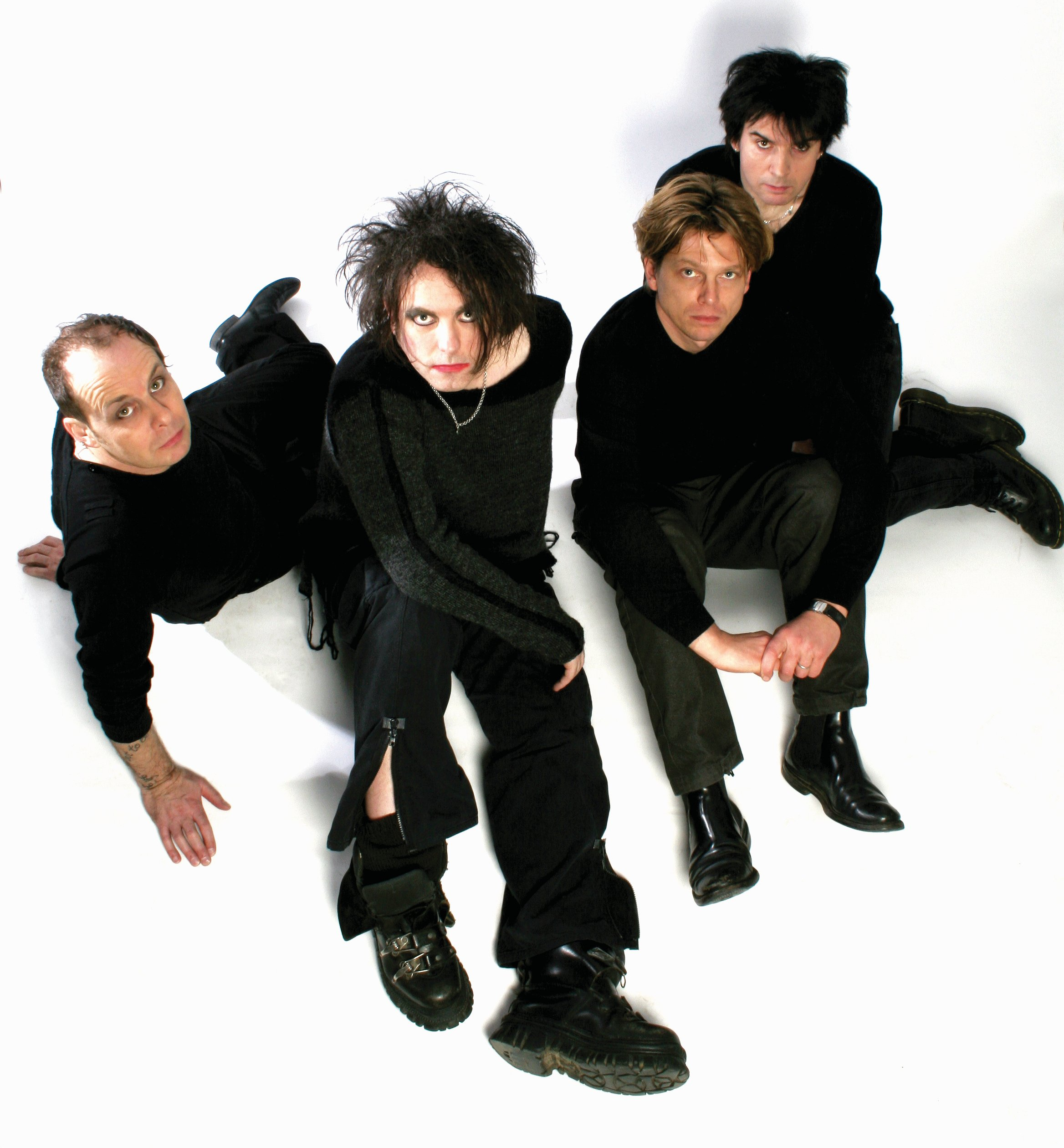 the cure a cura musical de robert smith. Black Bedroom Furniture Sets. Home Design Ideas