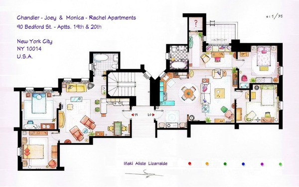 Friends-Chandler-and-Joeys-and-Monica-and-Rachels-Apartment-Floor-Plans.jpeg