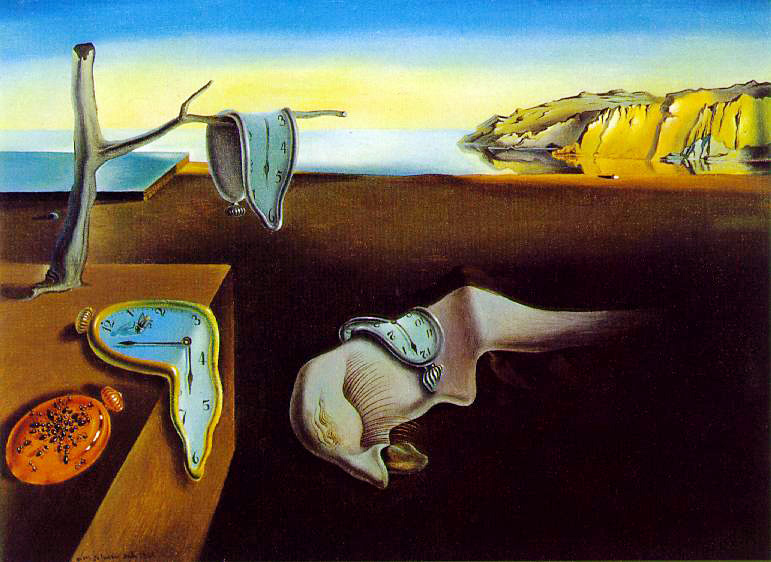 The Persistence of Memory, 1931.jpg