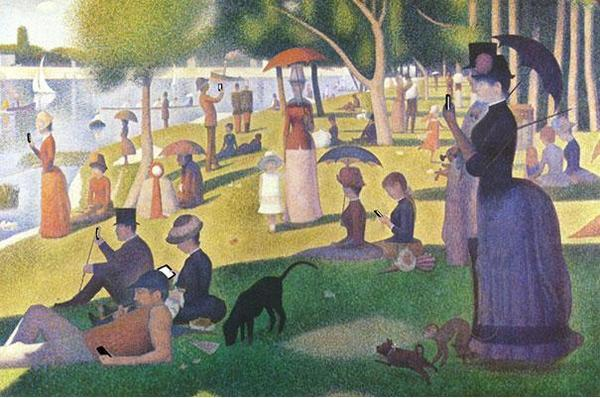 """A Sunday Afternoon on the Island of La Grande Jatte"" by Georges Seurat.jpg"