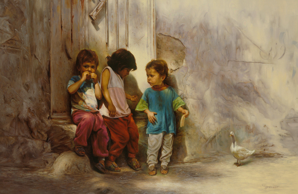 Children in the Alley .(1997).jpg