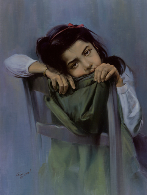 The Sad Girl. (1986).jpg