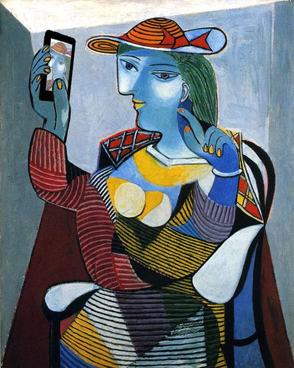 """Portrait de Marie Therese Walter"" by Pablo Picasso.jpg"