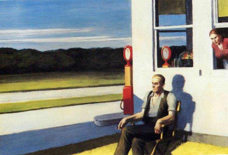 Four Lane Road Edward Hopper.jpg
