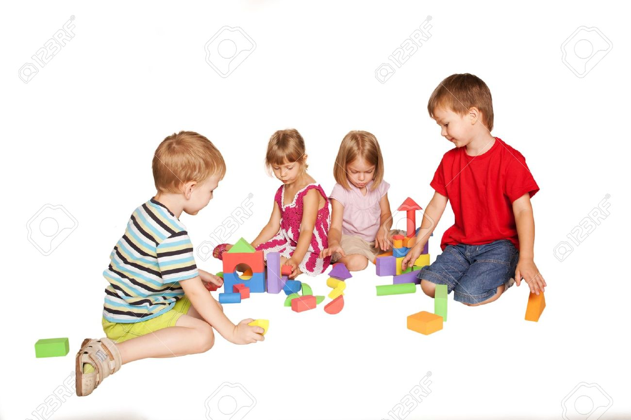 22113200-Group-of-little-children-playing-and-building-a-tower-and-the-city-of-blocks-together-Isolated-on-wh-Stock-Photo.jpg