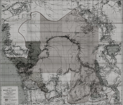 Stanley map of the Congo River and Basin 1877.jpg