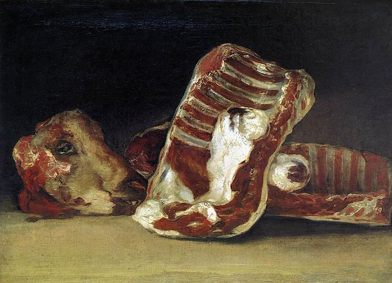 800px-Francisco_de_Goya_y_Lucientes_-_Still-Life_-_A_Butcher's_Counter_-_WGA10068.jpg
