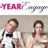 Poster - Cinco Anos de Noivado (The Five Year Engagement).jpg
