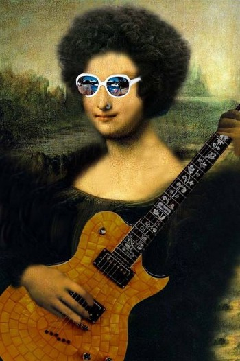 Mona Lisa hippies Monalisa%20hippie
