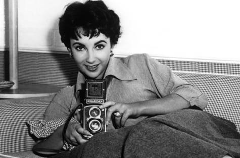 Celebrities with Their Vintage Cameras (32).jpg