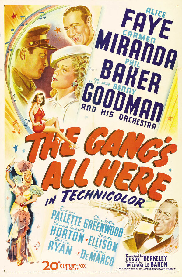 Poster - Gang's All Here, The (1943)_01.jpg