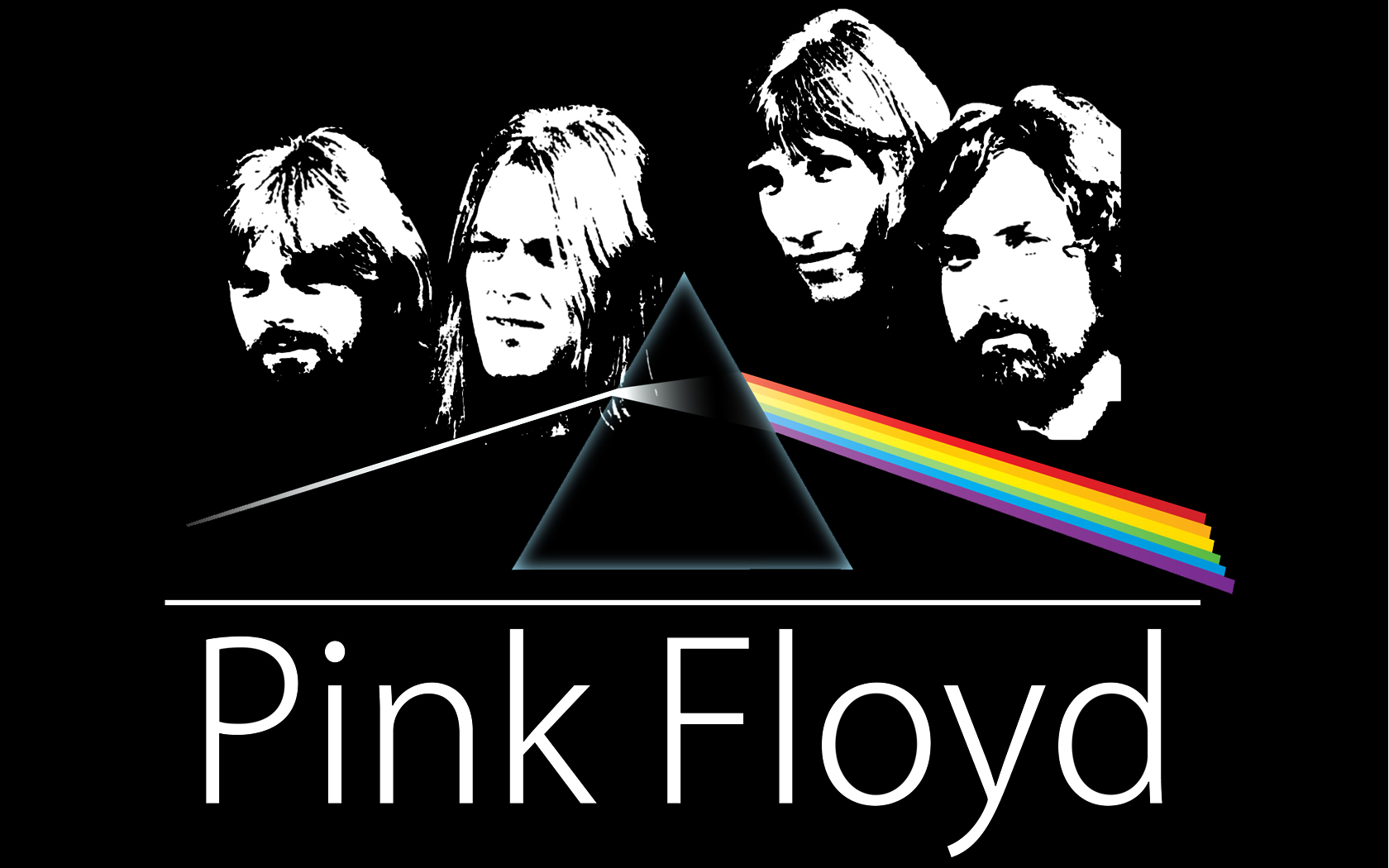 o que significa Pink Floyd